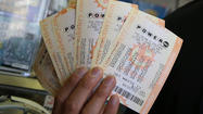The Powerball numbers drawn on Saturday are on one ticket sold in Florida, Florida Lottery officials said Sunday.