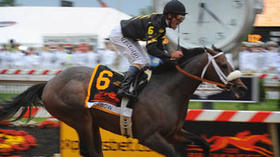 Quick retreat from Baltimore for Preakness champ Oxbow and defeated favorite Orb