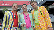 Wacky fashions at Preakness 2013 [Pictures]