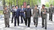 SEOUL (Reuters) - North Korea fired two short-range missiles on Monday, making six launches in three days, and it condemned South Korea for criticizing what it said were its legitimate military drills.