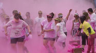 PICTURES: Color Me Rad 5K in Bethlehem