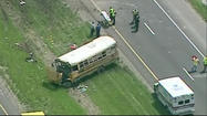 "<span style=""font-size: small;"">INDIANAPOLIS (AP) — Many school buses across Indiana are on the road despite serious safety violations that could put thousands of students at risk, according to an investigation by an Indianapolis television station.</span>"
