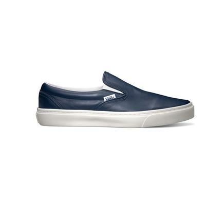 Montebelluna Lo LX in Navy, $300 from the Vault by Vans x Diemme collection for spring.