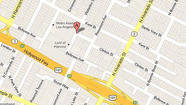 A man was stabbed to death early Sunday on an Echo Park street in an attack that appeared to be gang-related, police said.