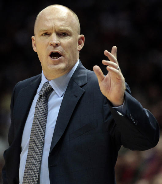 Scott Skiles left his job as Bucks coach midway through the season.