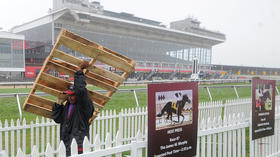 After the Preakness, a clean sweep of Pimlico [Pictures]