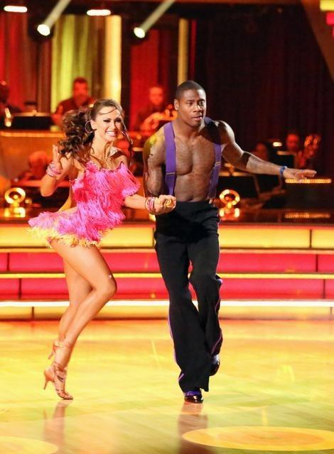 "The big finale of ""Dancing With the Stars"" is here (the two-part season finale airs 8 p.m. Monday and Tuesday, May 20 and 21, on ABC) and the four finalists are Disney star Zendaya Coleman, Olympic gymnast Alexandra Reisman, singer Kellie Pickler, and the Ravens' own Jacoby Jones. Jones being the only male star left in the competition is no surprise as he showed tremendous potential and charisma since Week 1. It's a tough finale, with Reisman and Pickler both partnered with pros (Mark Ballas and Derek Hough, respectively) who have won the mirror ball trophy before. But so has Jones' partner, Karina Smirnoff, so don't count them out just yet. Here are some reasons why we think Jones should win it all. <i>-- Amy Watts</i>"
