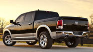 Ram 1500 truck gets thoughtful upgrades for 2013 model year