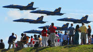 Naval Academy graduation has to do without the Blue Angels