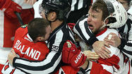 Blackhawks vs. Red Wings: Game 3 spotlight