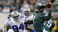 Eagles QB Vick calls critics 'ignorant'