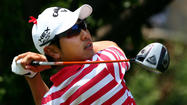 IRVING, Texas -- Sang-Moon Bae managed a 1-under 69 in windy conditions Sunday to top Keegan Bradley and win the Byron Nelson Championship.