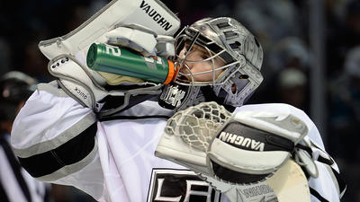 Jonathan Quick won't be fined or suspended for Game 3 tirade
