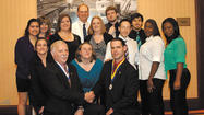 Pi Theta Chapter of the Phi Theta Kappa Honor Society at Hagerstown Community College
