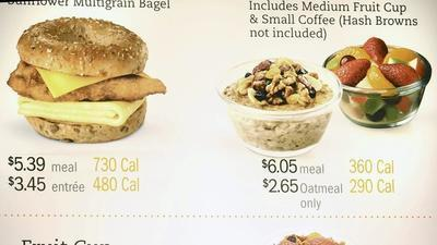As grocers, restaurants bicker, many menus still lack calorie counts