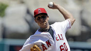 Angels' Jason Vargas baffles White Sox in 6-2 victory