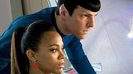 'Star Trek Into Darkness' wings in at No. 1 but not at warp speed