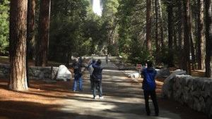 Thin snowpack, dry conditions bring early fire season to Yosemite