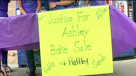Friends hold bake sale for children of murdered Covington mother