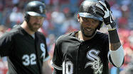 ANAHEIM, Calif. — The improvement came in chunks by Alex Rios and Adam Dunn, with small steps forward by Paul Konerko and Jeff Keppinger.