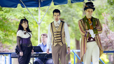 'Arts in the Park' brings opera to the people