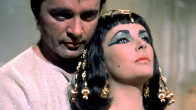 'Cleopatra,' a spectacle on- and off-screen