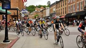 Galena: Big hills, rewards