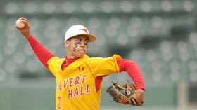 Calvert Hall baseball blanks Gilman, advances to A Conference final
