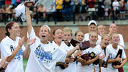 Salisbury ends undefeated season with Division III women's lacrosse title