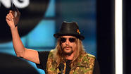 Kid Rock butchers Macklemore's 'Best Rap Song' win