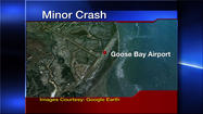Alaska State Troopers say a small plane, crash-landed at an airport in the Mat-Su Valley.