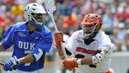 2013 men's college lacrosse: April-May [Pictures]