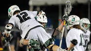 In a year when the Stevenson men's lacrosse team had already achieved its first 20-win season, it only seemed fitting that the Mustangs would get to enjoy another breakthrough: their first trip to the national title game.
