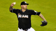 Veteran righty Jon Rauch's tenure with the Marlins didn't last very long.