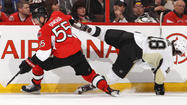 OTTAWA -- The Ottawa Senators jumped back into their second-round playoff series with the Pittsburgh Penguins in dramatic fashion Sunday night at Scotiabank Place.