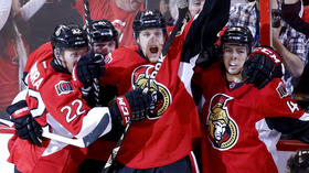 Senators beat Penguins, 2-1, in double overtime in Game 3