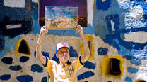 Salvation Mountain's creator returns
