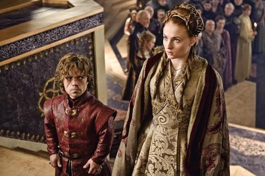 'Game of Thrones' Season 3: Tyrion and Sansa