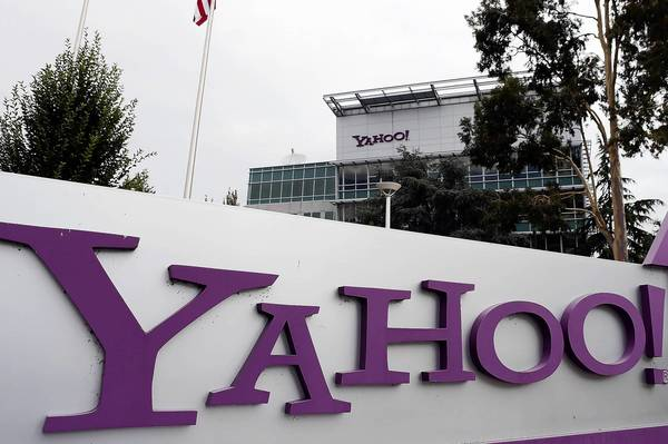 The Yahoo board of directors approved the $1.1-billion all-cash acquisition of Tumblr over the weekend, and an announcement could come as early as Monday, according to a person familiar with the deal who spoke on condition of anonymity to preserve a relationship with both companies. Above, Yahoo headquarters in Sunnyvale, Calif.