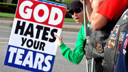 Westboro Baptist Church defector struggles with her past