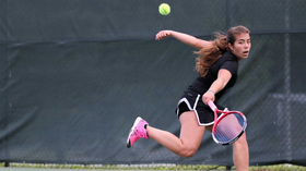 Atholton tennis cruises to regional title