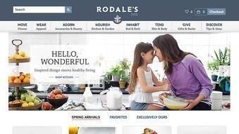 Rodale launches online store