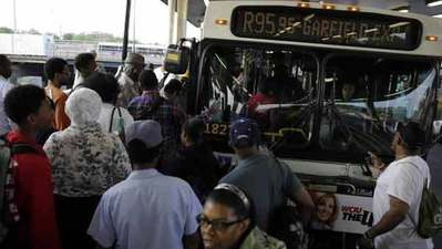 CTA's Red Line shutdown contingency plan gets first test