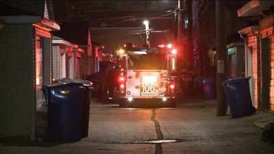 Burned body found in Logan Square dumpster