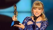 Taylor Is Tops At Billboard Awards
