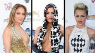 Pictures: Billboard Music Awards 2013 red carpet