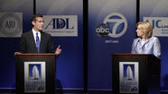 Mayoral candidates Eric Garcetti and Wendy Greuel are hitting the campaign trail hard as the mayoral race winds down in what has been a long and expensive fight to become the next leader of Los Angeles.