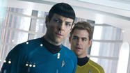 Spock and Kirk return