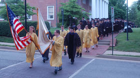 Photo Gallery: Centre College graduation 2013