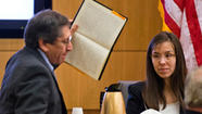 Prosecutor Juan Martinez cross examines Arias
